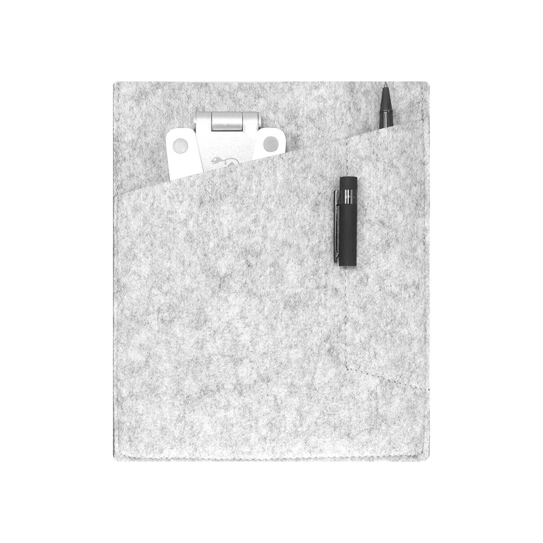 Felt case tablet 9.7 - business grey 3