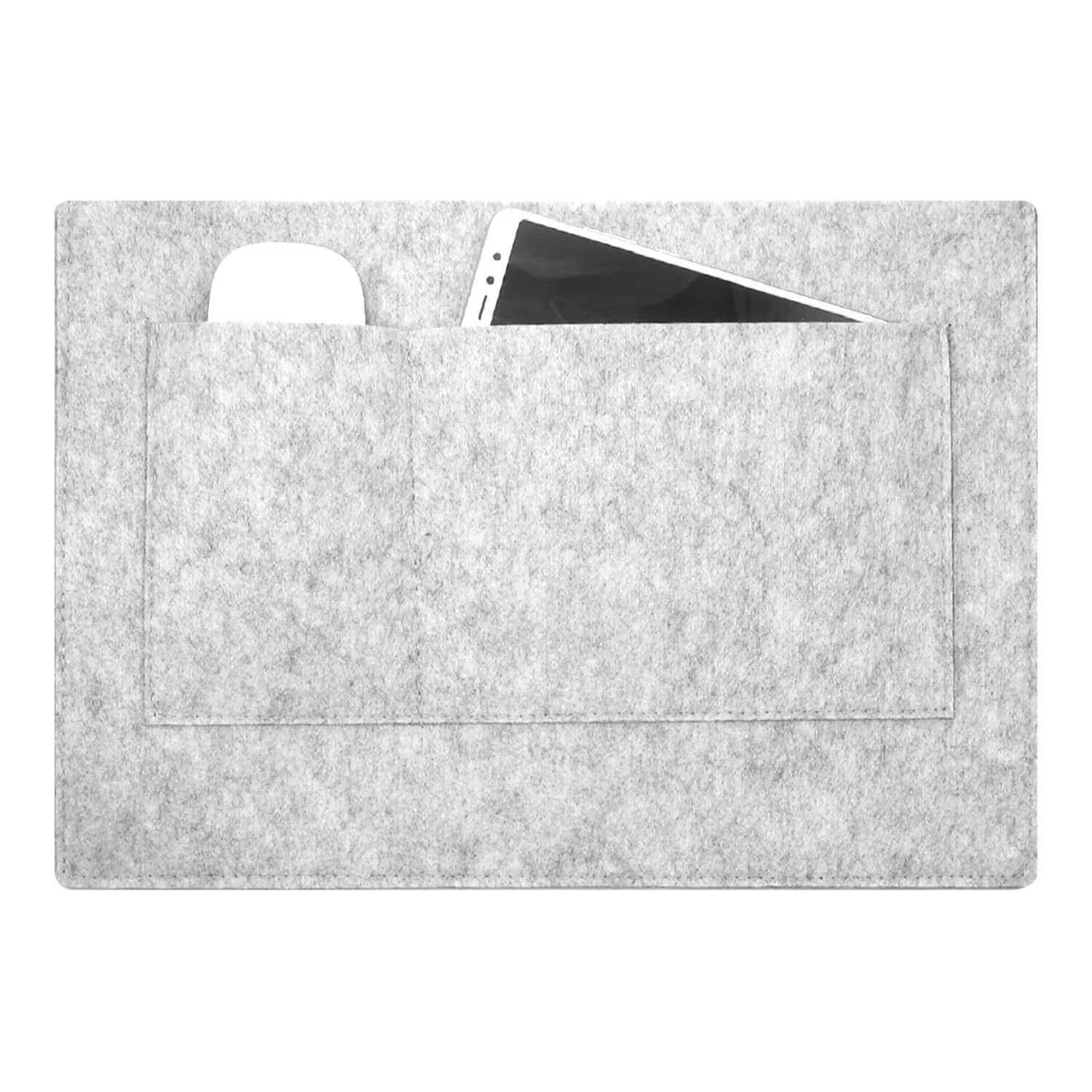 Felt case Laptop - business grey 3