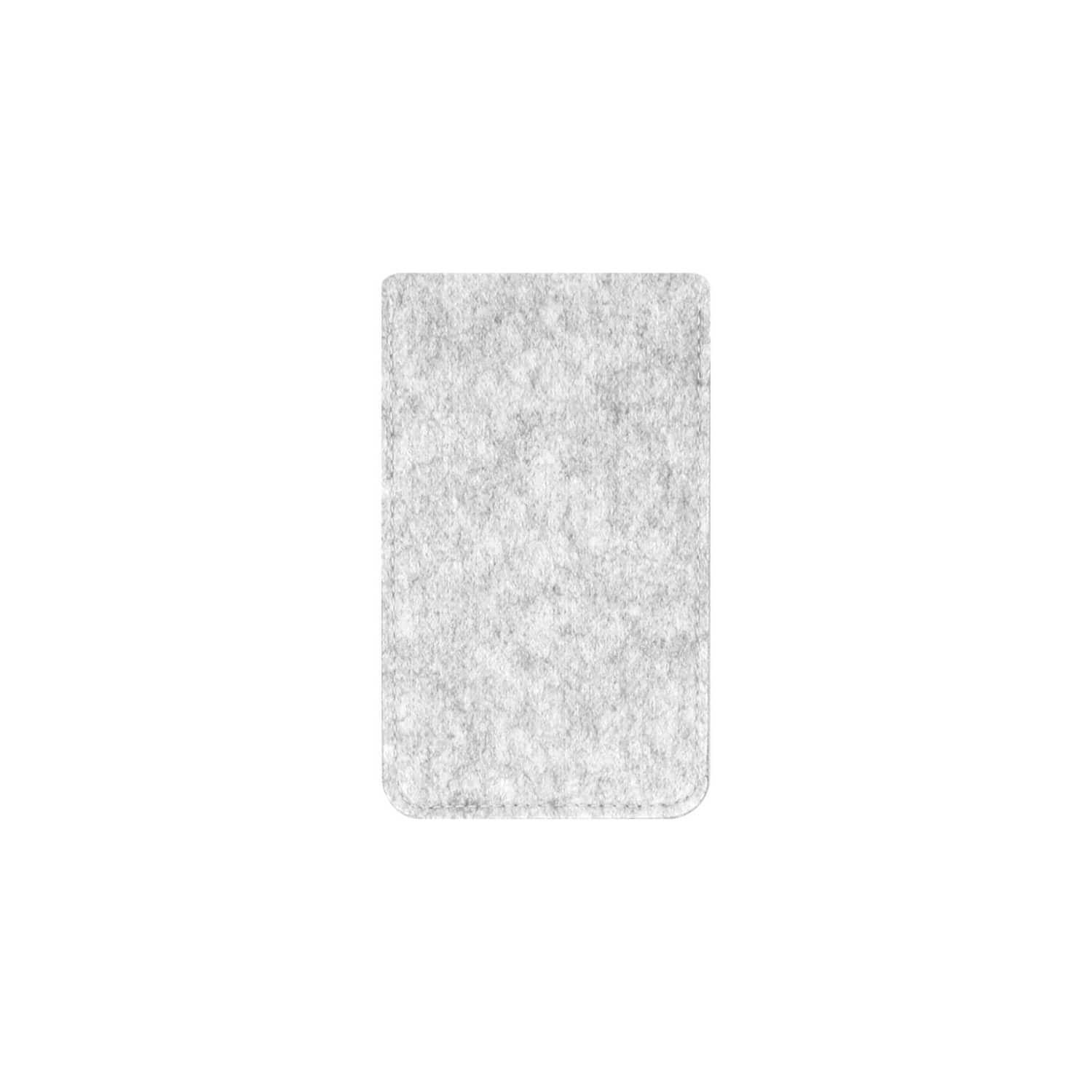 Felt case smartphone - business grey 2