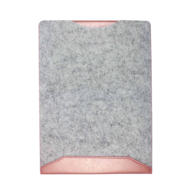 Filzhülle mit Mousepad für Laptops