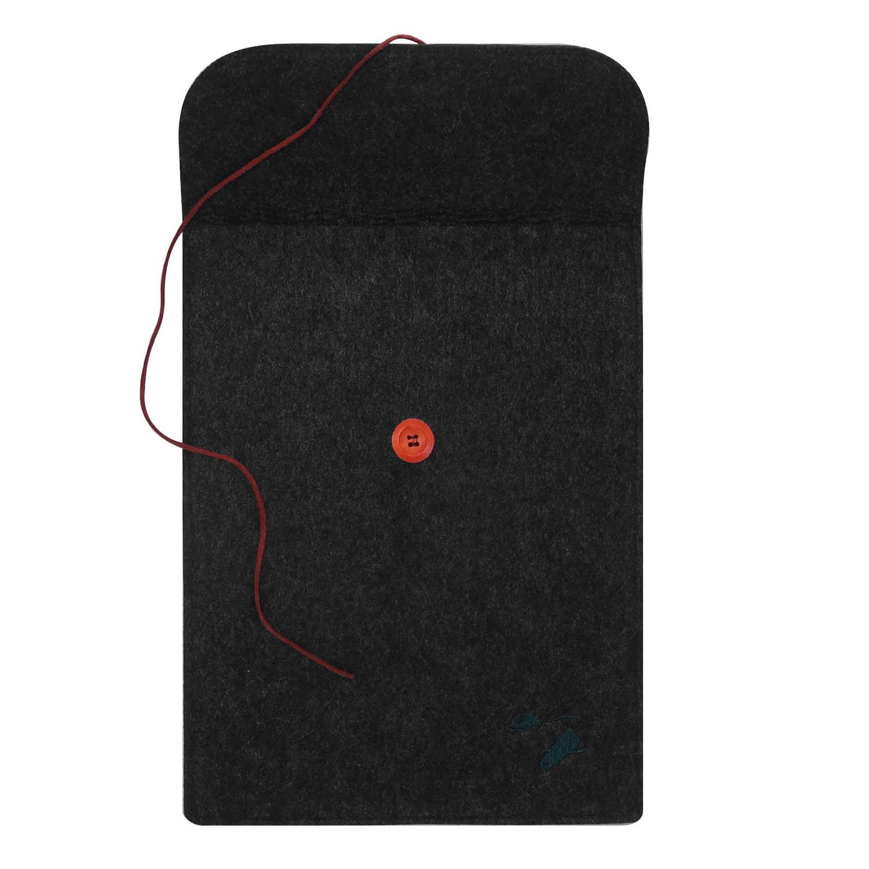 Filzhülle Laptop - Travel Dunkelgrau 3