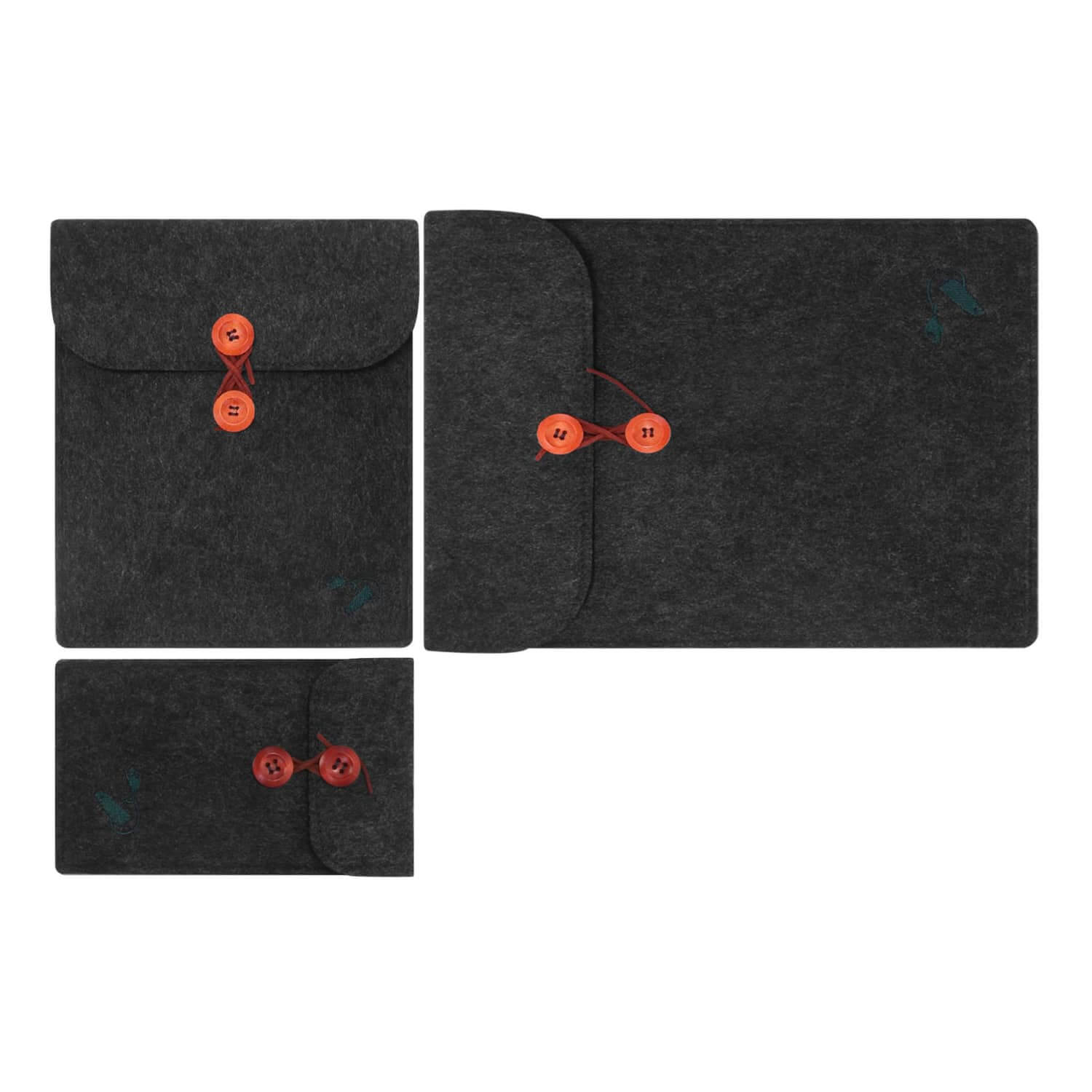 Protection set - travel darkgrey 1