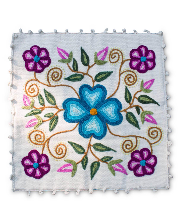 Kissenbezug Flores Ayacuchanas 1