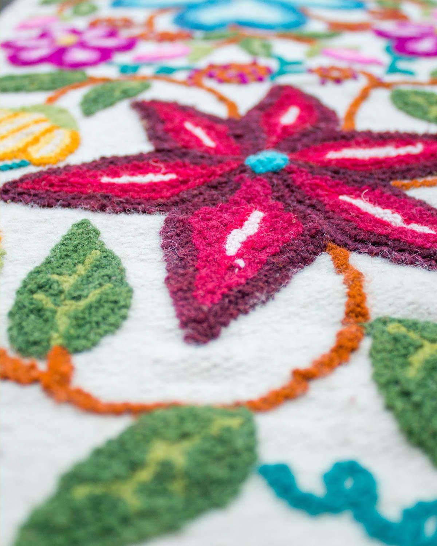 Tischläufer Flores Ayacuchanas 9